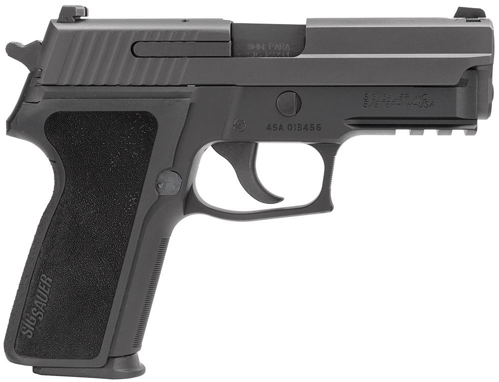 Sig Sauer E29R9B P229 Compact Single/Double 9mm Luger 3.9