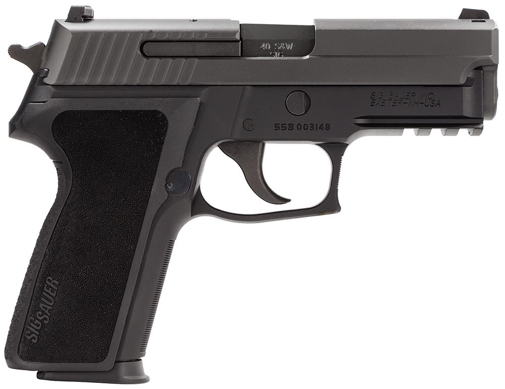 Sig Sauer E29R40B P229 Compact Single/Double 40 Smith & Wesson (S&W) 3.9