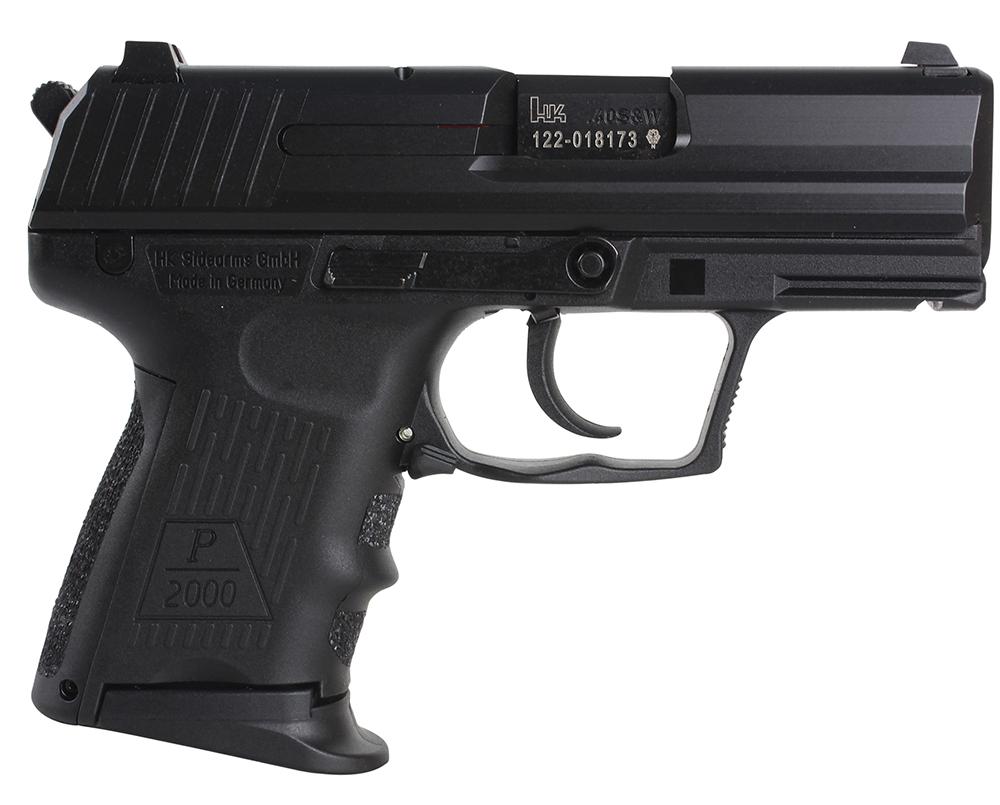 HK P2000SK 40S&W 3.26