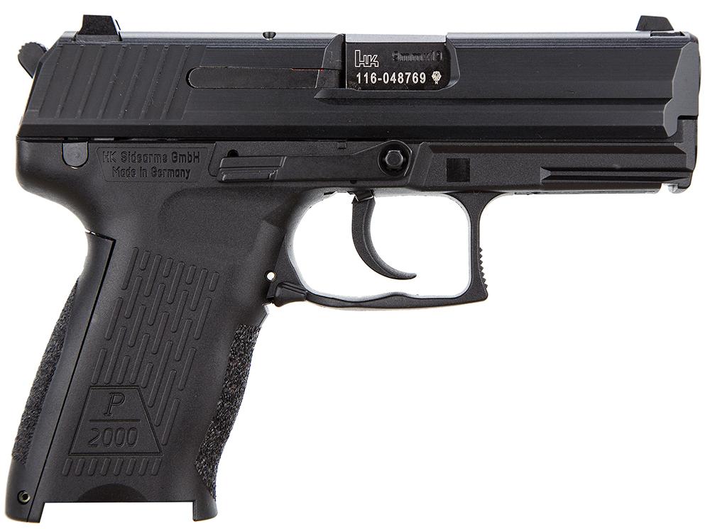 HK 81000041 P2000 V3 9mm Luger 3.66