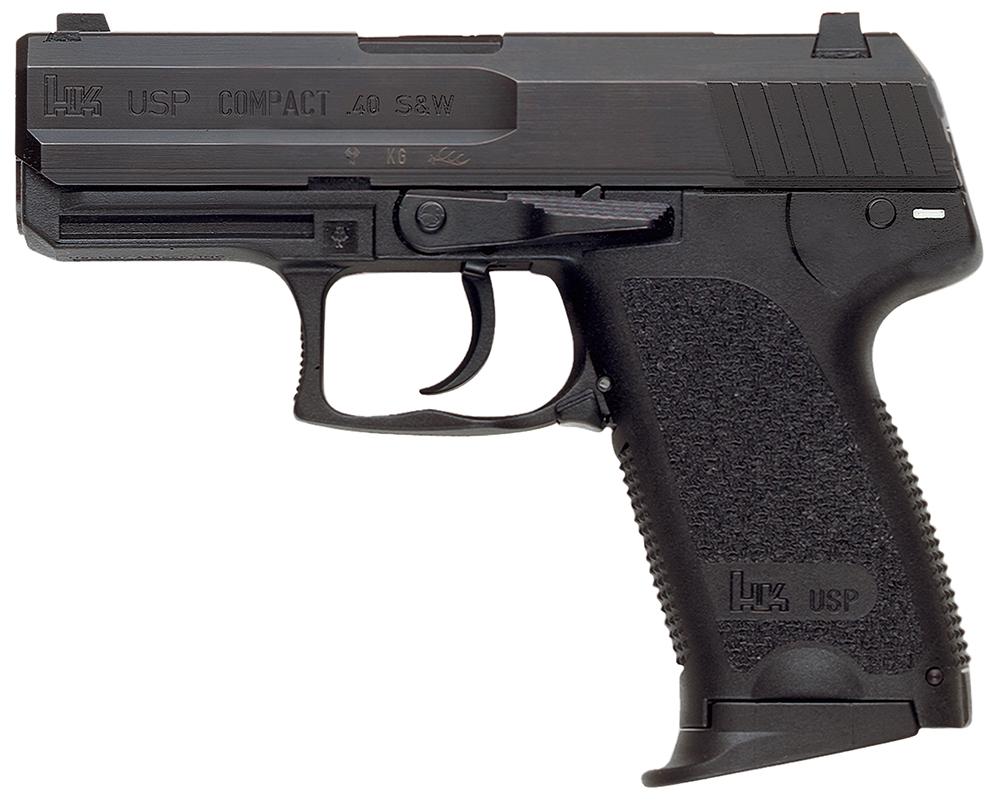 HK USP-C 40S&W 3.58