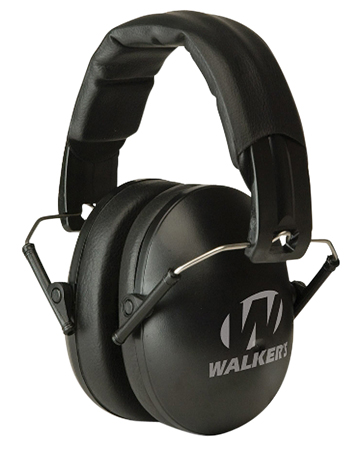WALKERS MUFF SHOOTING PASSIVE YOUTH/WOMEN 27dB BLACK