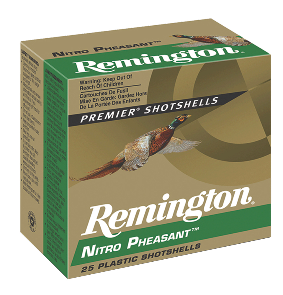 Rem NP206 Nitro Pheasant Loads 20 ga 2.75