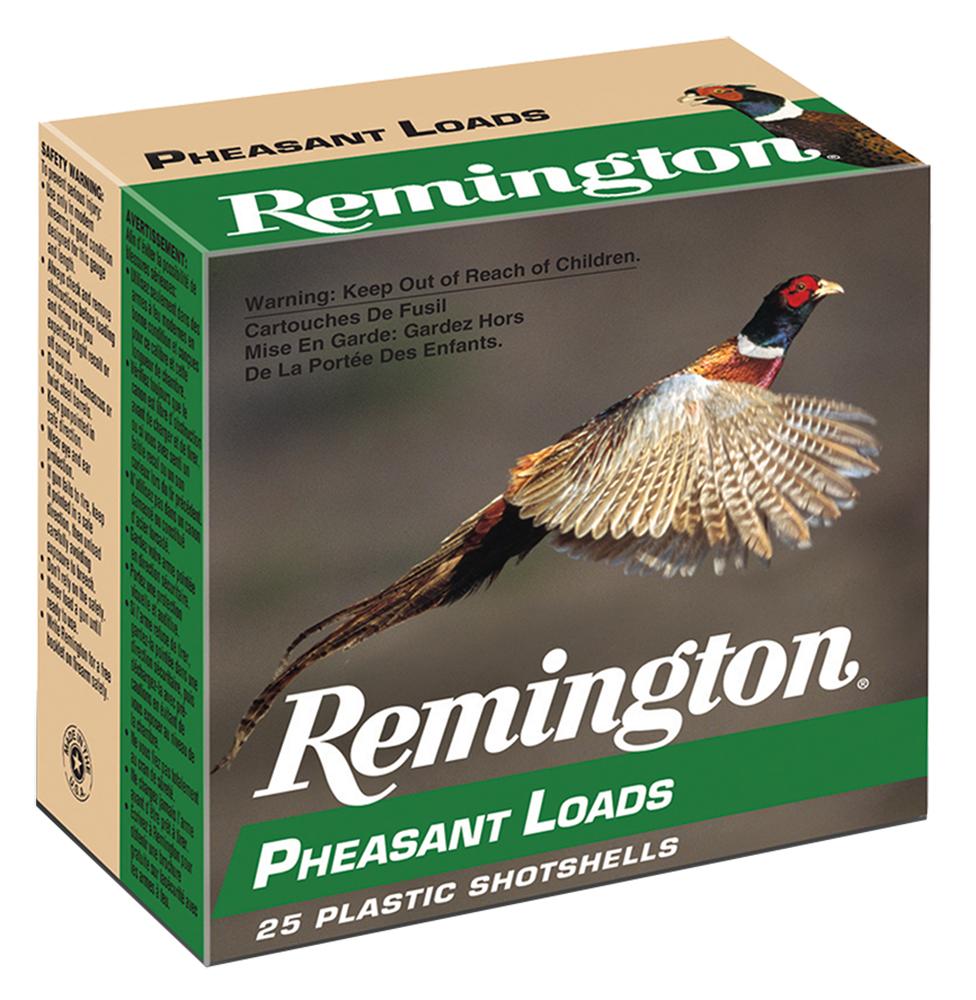 Remington Ammunition PL204 Pheasant Loads 20 Gauge 2.75