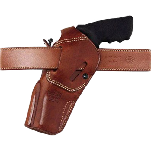 GALCO DAO BELT HOLSTER RH LEATHER S&W N FR 29/629 6