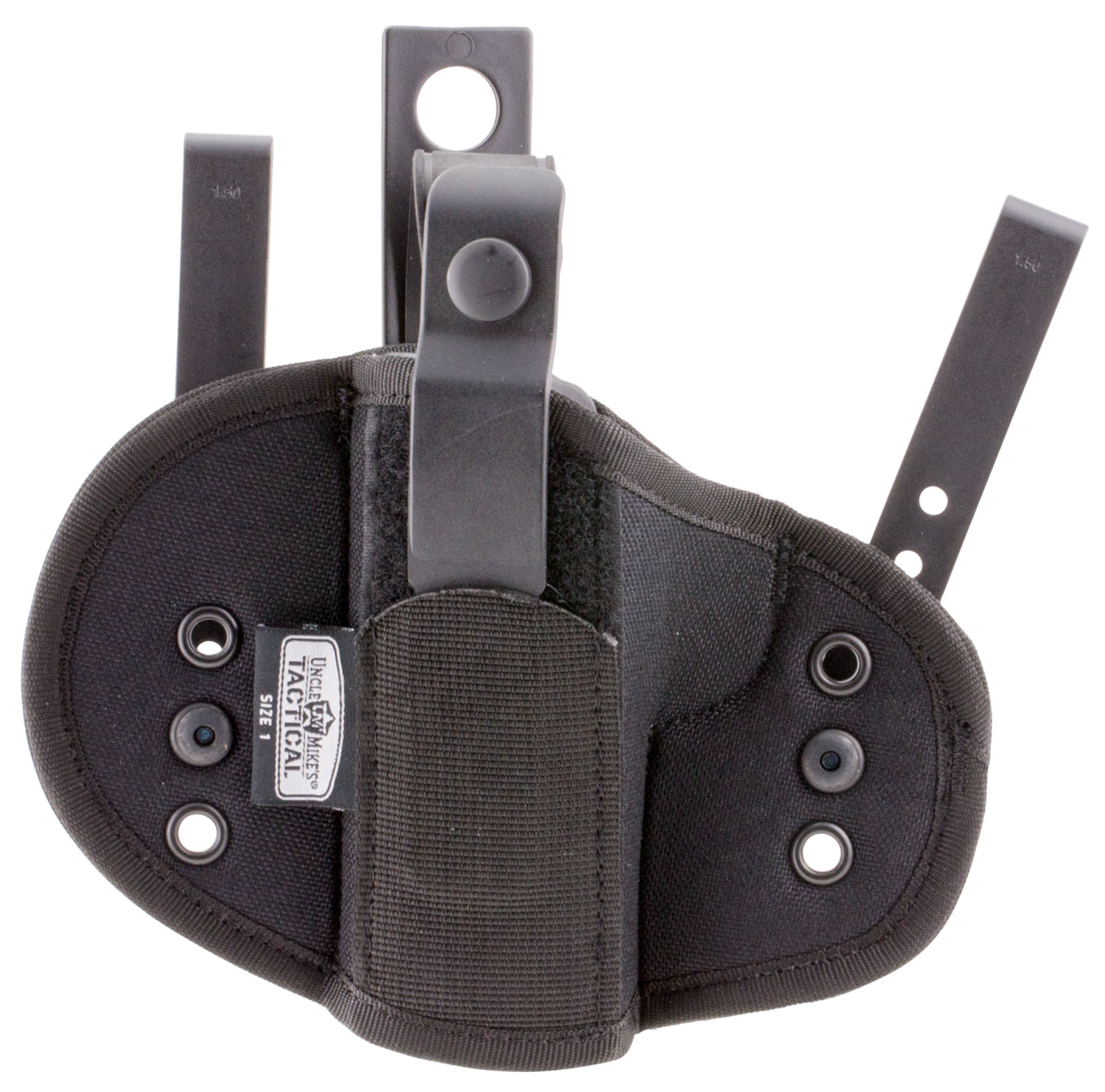 Uncle Mikes 55010 IWB Tuckable Medium Auto 3-4