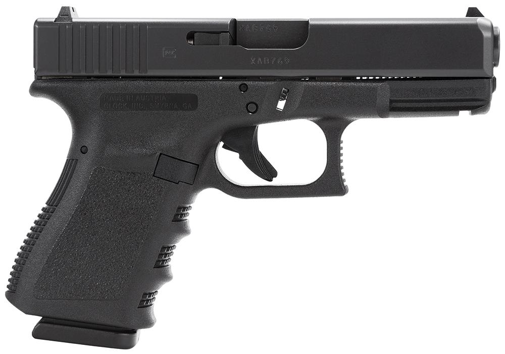 Glock PI3850201 G38 Gen 3 Compact 45 GAP 4.02