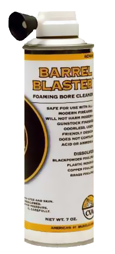 CVA AC1688 Barrel Blaster Bore Cleaner BB Foaming Cleaner 8 oz