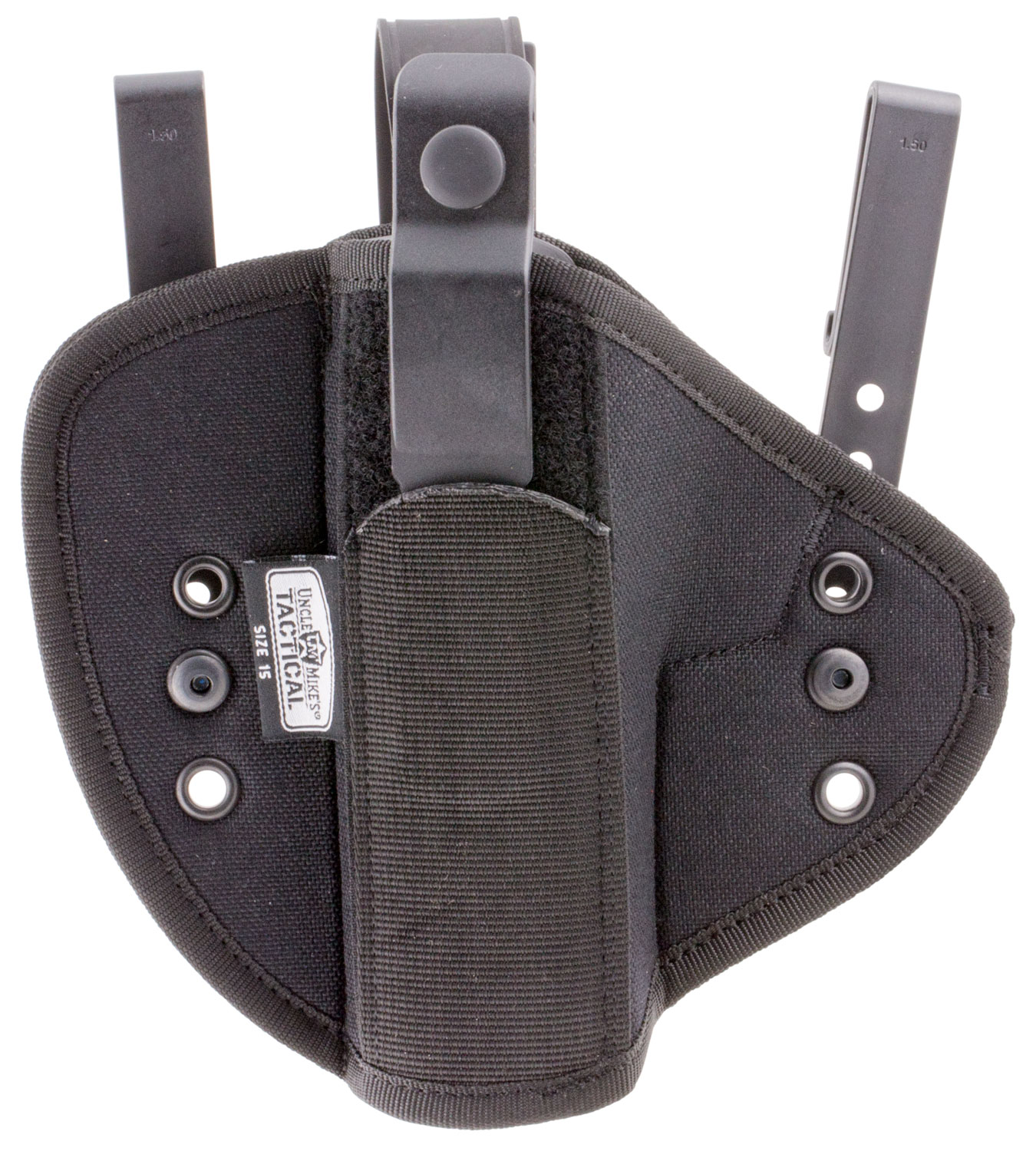 Uncle Mikes 55150 IWB Tuckable Large Semi-Auto 3-4.5