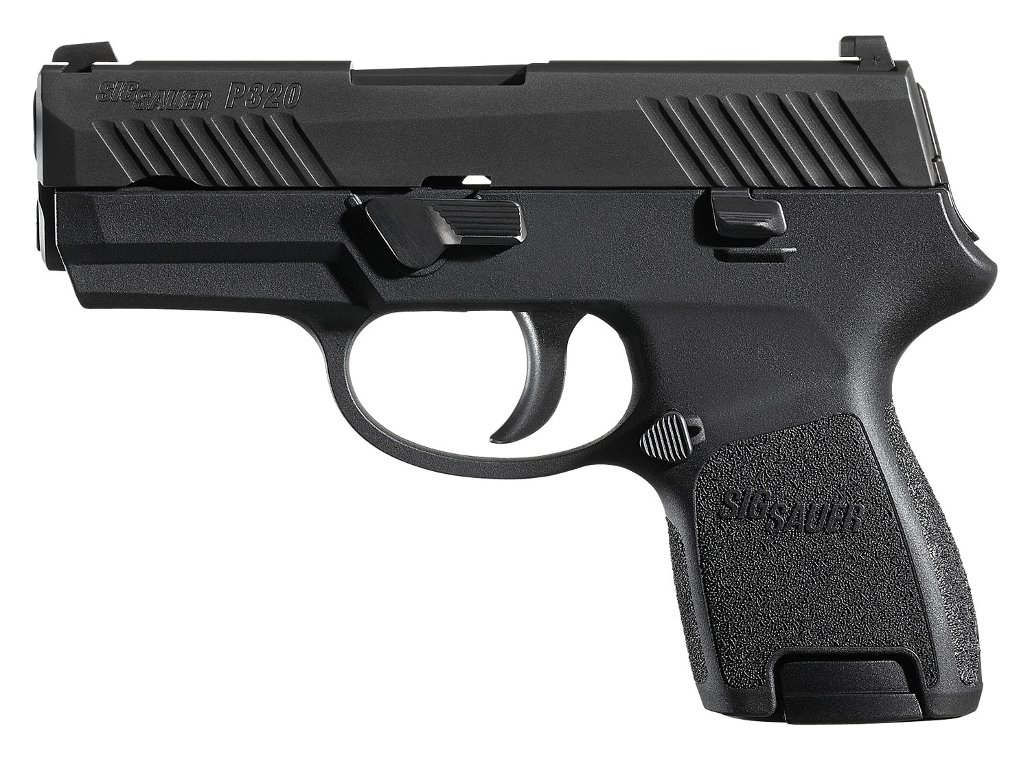 Sig Sauer 320SC40BSS P320 Subcompact Double 40 Smith & Wesson (S&W) 3.6
