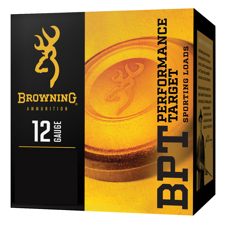Browning Ammo B193611228 BPT Performance Target 12 Ga 2.75
