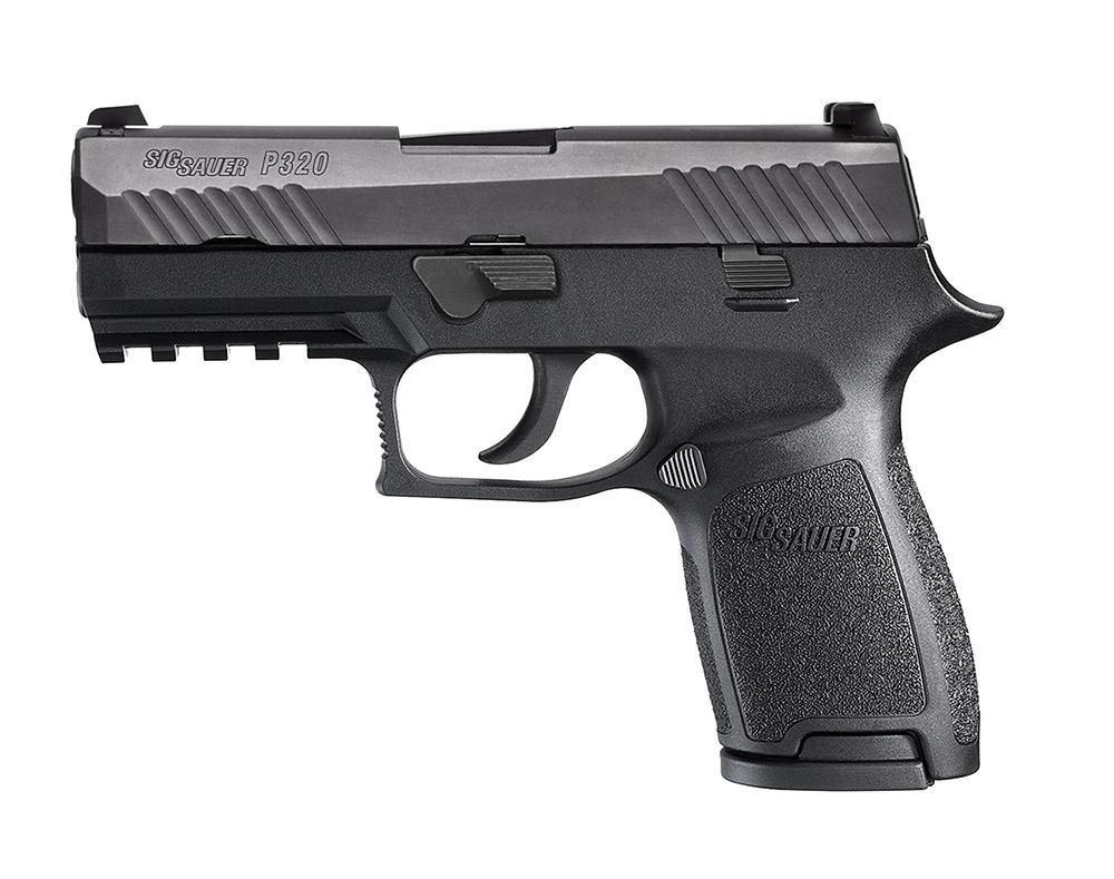 Sig Sauer 320C45BSSMSM P320 Compact *MA Compliant* Double 45 Automatic Colt Pistol (ACP) 3.9