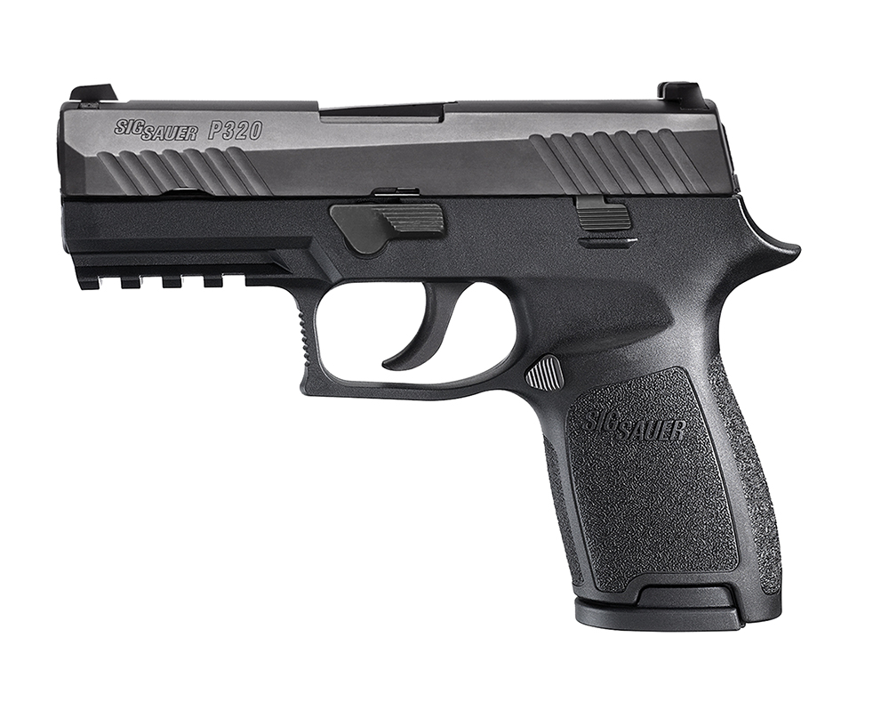 Sig Sauer 320C9BSSMSMA P320 Compact *MA Compliant* Double 9mm Luger 3.9
