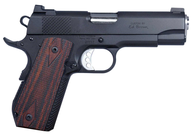 Ed Brown KCLWG4 Kobra Carry Gen4 SOA 45 ACP 4.25
