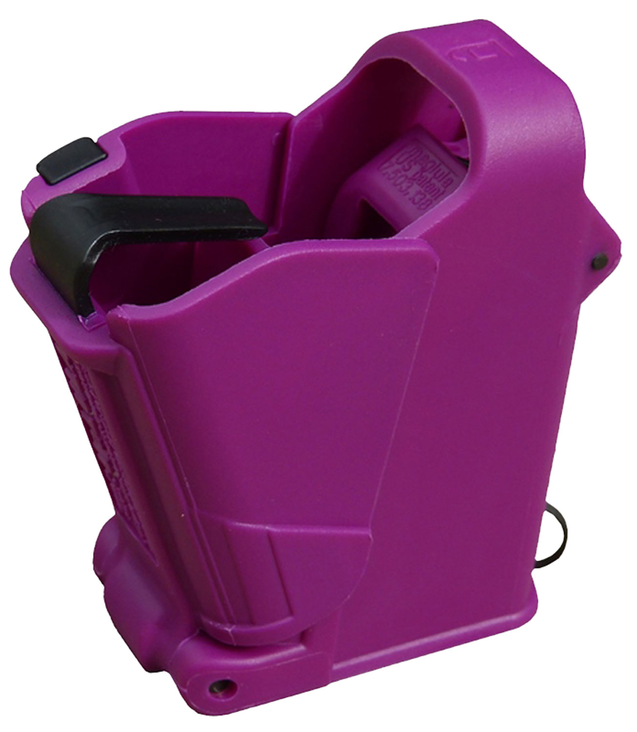 maglula UP60PR LULA 9mm to 45ACP Mag Loader Purple Finish