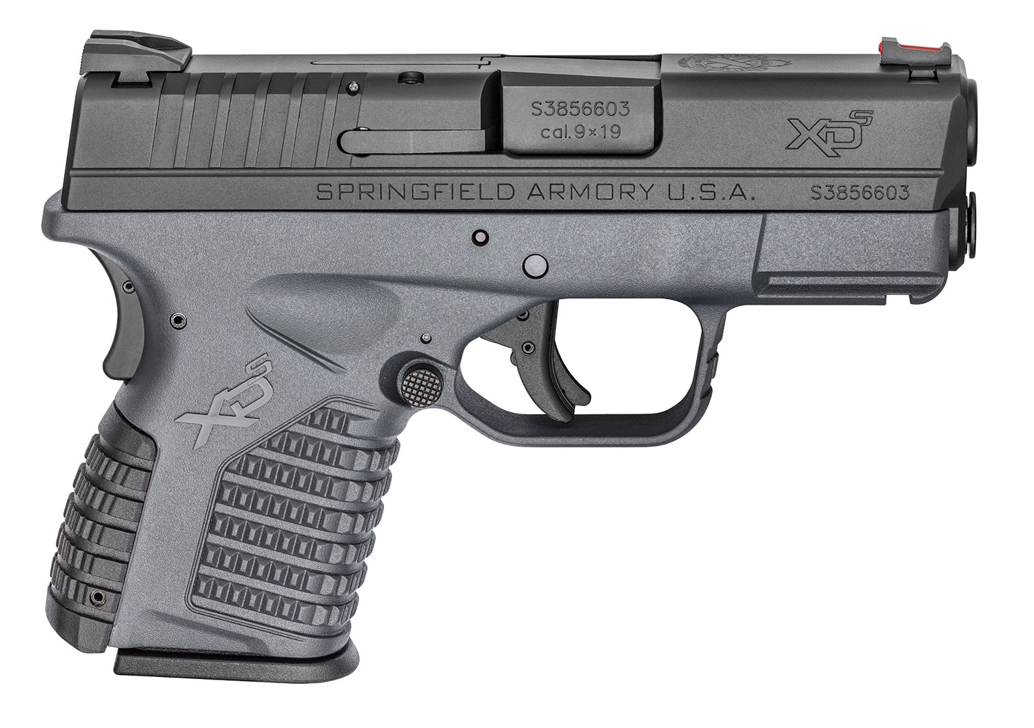 Springfield Armory XDS9339YE XD-S   9mm Luger Double 3.3