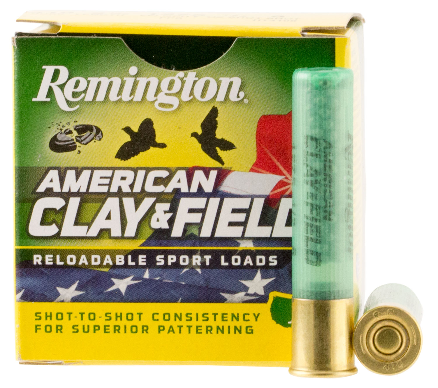Remington Ammunition HT4108 American Clay and Field Sport Loads 410 Gauge 2.5