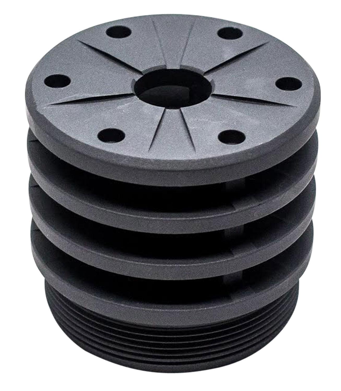 SilencerCo AC2022 Omega/Hybrid Anchor Brake .30 7075 T6 Aluminum