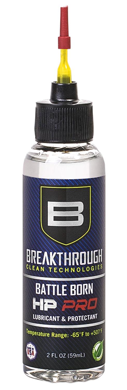 BREAKTHROUGH BATTLE BORN HP PRO LUBE-PROTECTANT 2OZ BOTTLE