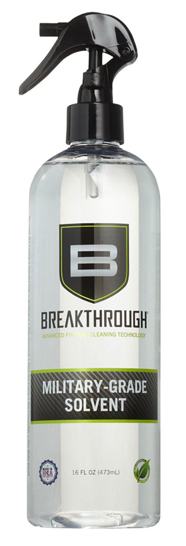 Breakthrough Military Grade Solvent  <br>  16 oz. Trigger Spray Bottle