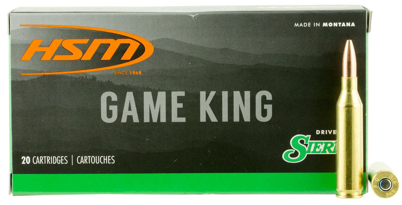 HSM 2439N Game King 243 Winchester 85 GR HPBT 20 Bx/ 25 Cs