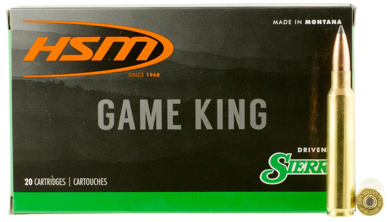 HSM 338RUM10N Game King 338 RUM 215 GR SBT 20 Bx/ 20 Cs