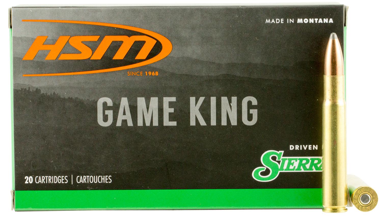 HSM 35WHELEN1N Game King 35 Whelen 225 GR SBT 20 Bx/ 20 Cs