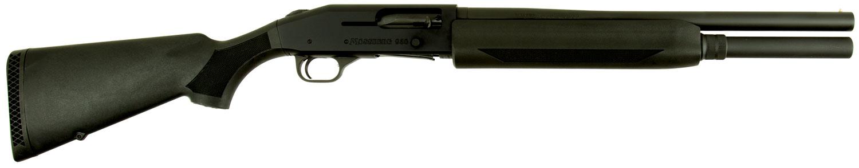 MSBRG 930 TAC 12/18.5/3 7SH MT BLK