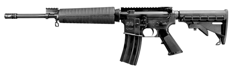 Windham Weaponry R16MLFTT SRC Semi-Automatic 223 Remington/5.56 NATO 16