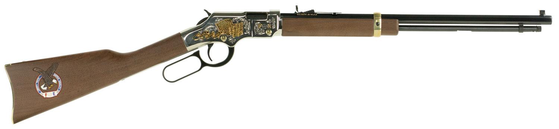 Henry H004FOE Golden Boy Fraternal Order of Eagles  Lever 22 Short/Long/Long Rifle 20