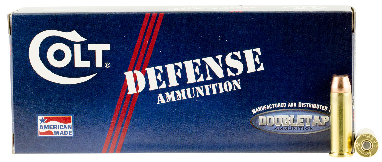 Colt Ammo 38SP110CT Defense 38 Special 110 GR JHP 20 Bx/ 50 Cs