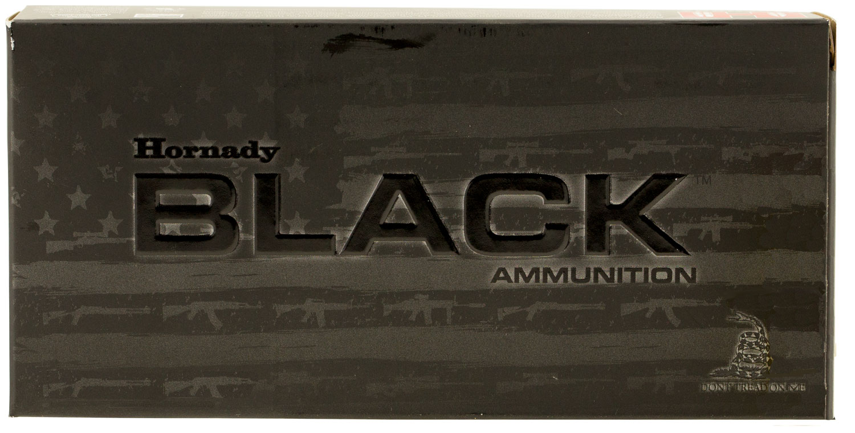 HRNDY BLACK 556NATO 62GR FMJ 20/200