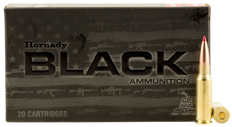HRNDY BLACK 6.5GREN 123GR ELD 20/200