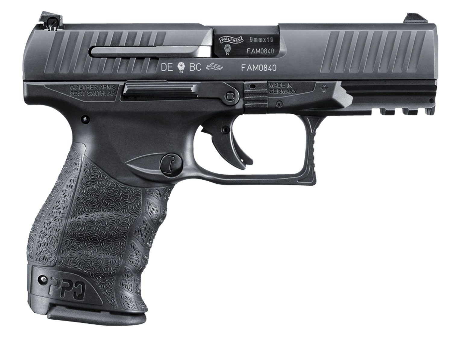 Walther Arms 2807077 PPQ M2 45 ACP 4.25