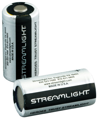 LITHIUM REPLACEMENT BATTERIES 2-PAK 3-VOLT 123A