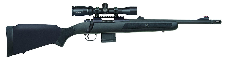 Mossberg 27965 MVP Patrol Vortex Scoped Combo Bolt 223 Remington/5.56 NATO 16.25