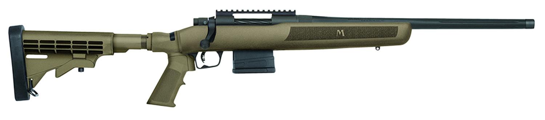 Mossberg 27978 MVP Flex Bolt 308 Winchester/7.62 NATO 18.5