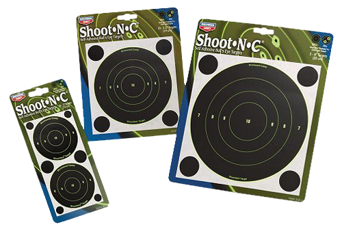 Birchwood Casey 34315 Shoot-N-C Bull's-Eye Shoot-N-C Bull's-Eye 3