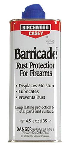Birchwood Casey 33128 Barricade Sheath Rust Preventative Barricade Sheath Rust Preventative 4.5 oz
