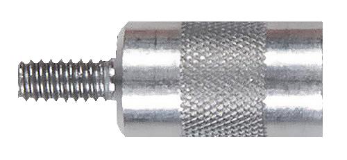 Kleen-Bore ACC17 Shotgun Adapter  Aluminum #5/16-27 Thread