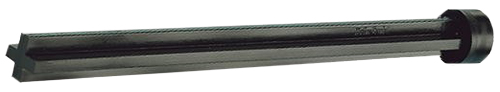 Butler Creek 50001 Shotgun Magazine Plug Fits Most 12/16/20 Gauge Shotguns Plastic Black