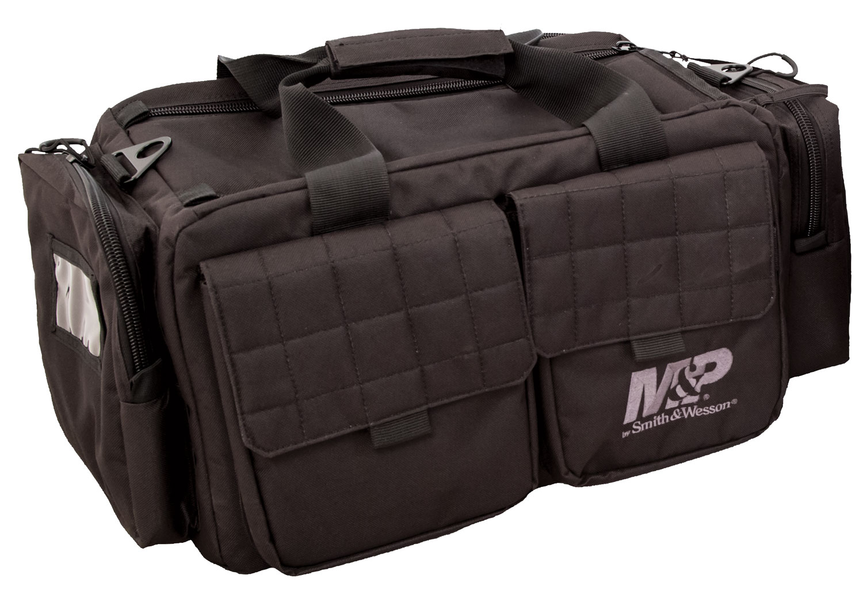 M&P Accessories 110023 Officer Tactical Range Bag Nylon 22