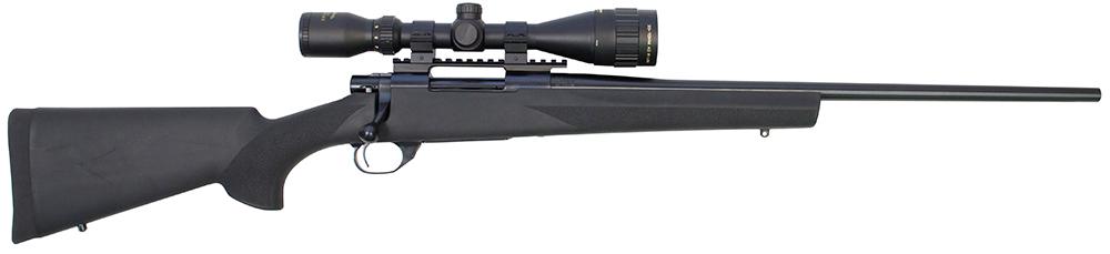 Howa HGK62707+ Hogue Gameking Scope Package Bolt 7mm-08 Remington 22