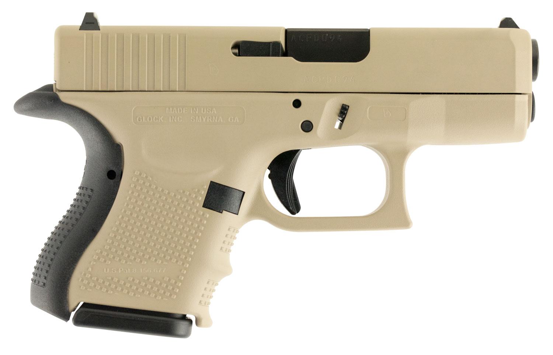 Glock UG2650204 G26 Gen 4 9mm Luger Double 3.42