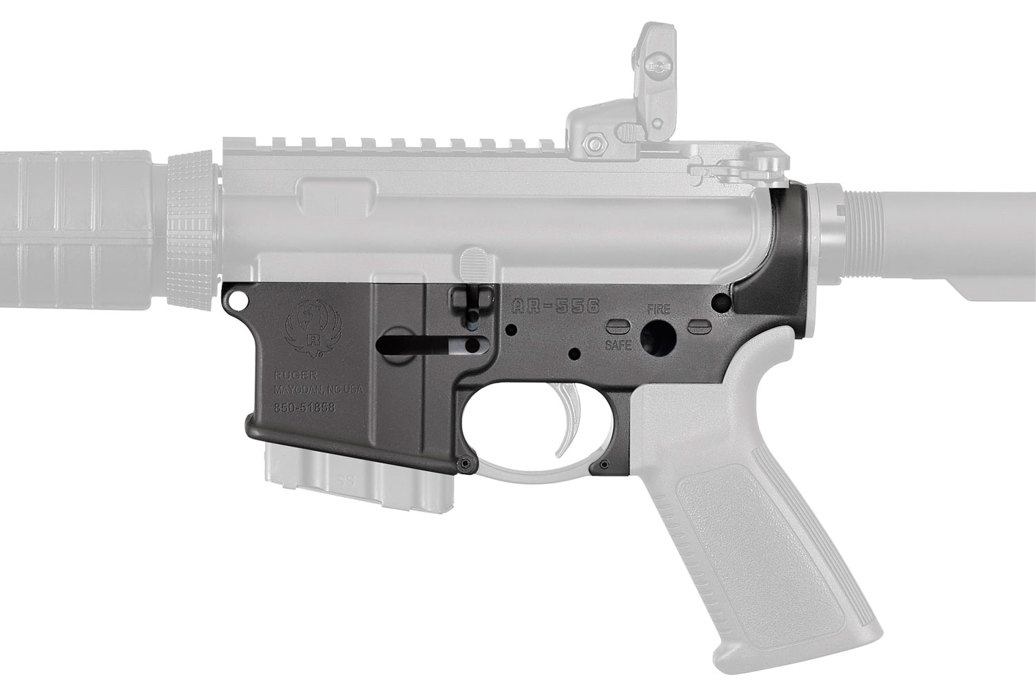 RUG AR-556 LOWER RECEIVER ONLY