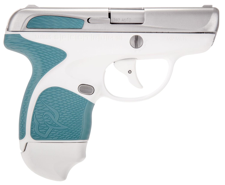 Taurus 1007039310 Spectrum 380 *Exclusive* 380 Automatic Colt Pistol (ACP) Double 2.8