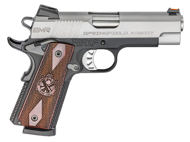 Springfield Armory PI9211L 1911 EMP Champion  9mm Luger Single 4