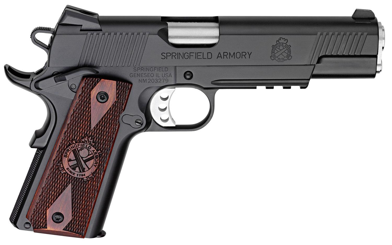Springfield Armory PX9116L 1911 Loaded  45 Automatic Colt Pistol (ACP) Single 5