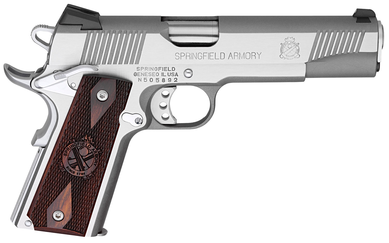 Springfield Armory PX9151LCA 1911 Loaded *CA Compliant 45 ACP 5