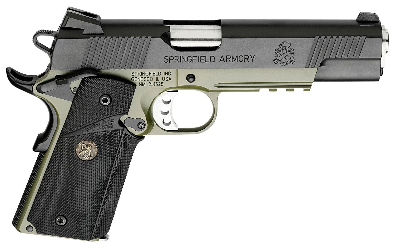 Springfield Armory PX9105MLCA18 1911 Loaded Operator *CA Compliant 45 ACP 5